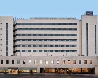 AC Hotel Oviedo Forum by Marriott - Oviedo - Gebäude