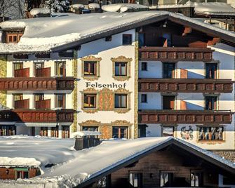 Hotel - Pension Felsenhof - Лех-на-Арльберг - Building