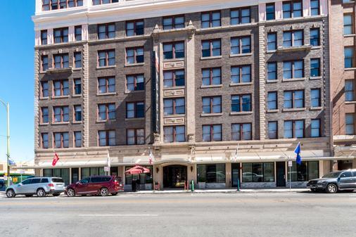 Best Western Premier Historic Travelers Hotel Alamo/Riverwalk - San Antonio - Toà nhà