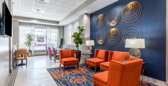 Best Western Premier Historic Travelers Hotel Alamo/Riverwalk - San Antonio - Lounge