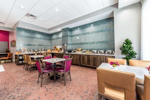 Best Western Premier Historic Travelers Hotel Alamo/Riverwalk - San Antonio - Buffet