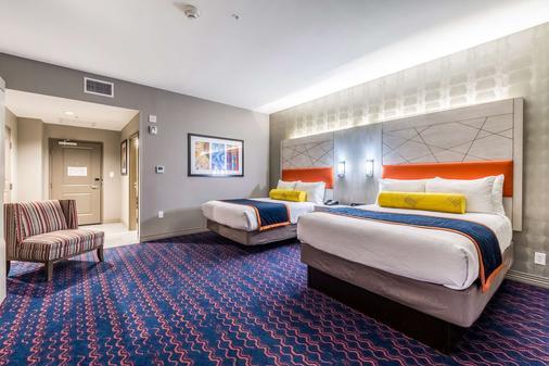 Best Western Premier Historic Travelers Hotel Alamo/Riverwalk - San Antonio - Phòng ngủ