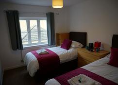 The Coach House - Bristol - Schlafzimmer