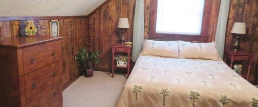 High Country Guest Ranch - Hill City - Schlafzimmer