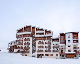 Vacancéole - Le Borsat IV - Tignes - Building
