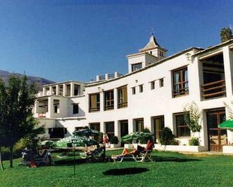 Hotel Apartamento Nueva Alcazaba - Mecina fondales - Edificio