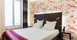 le 55 Montparnasse Hôtel - Paris - Bedroom