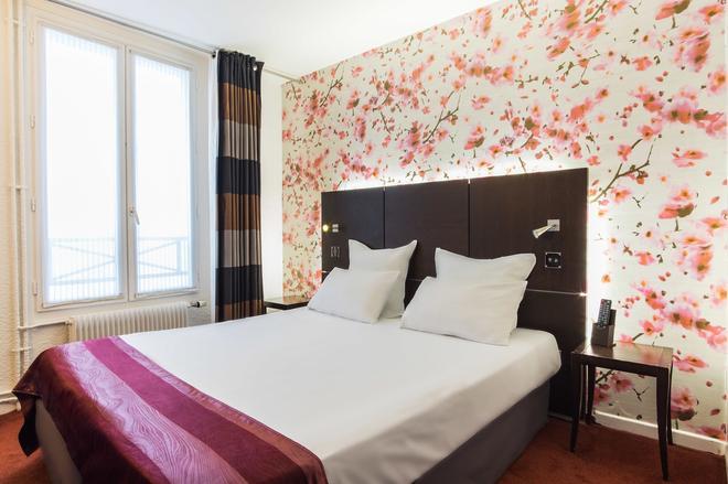 le 55 Montparnasse Hôtel - Paris - Phòng ngủ