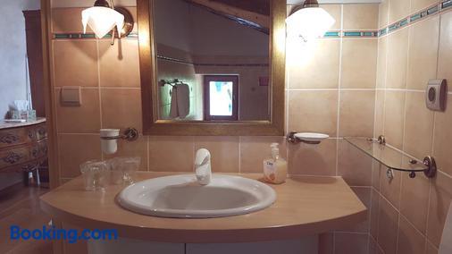 Chambre d'Hôtes Moulin Urketa - Ayherre - Bathroom