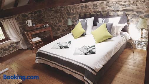 Chambre d'Hôtes Moulin Urketa - Ayherre - Bedroom
