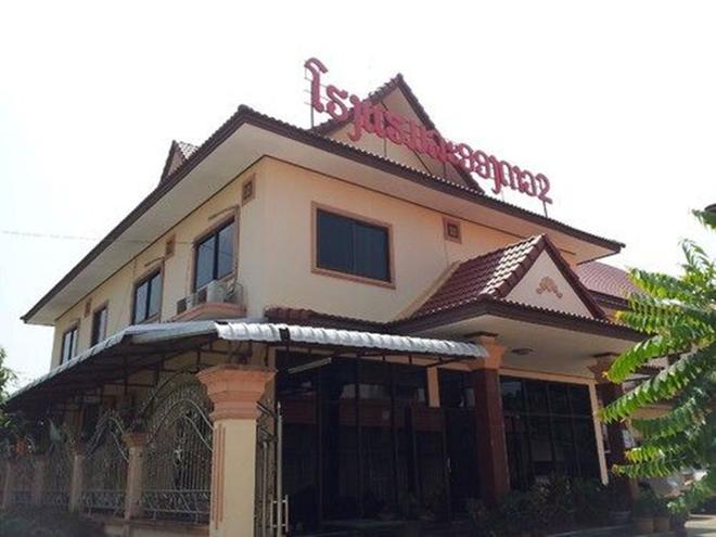 La Ong Dao Hotel 2 - Vientiane - Building