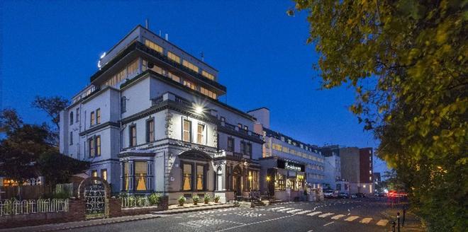 都柏林城攝政酒店 - 都柏林 - 都柏林 - 建築