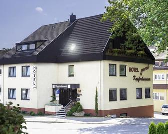 Hotel Am Kupferhammer - Tubinga - Edifício