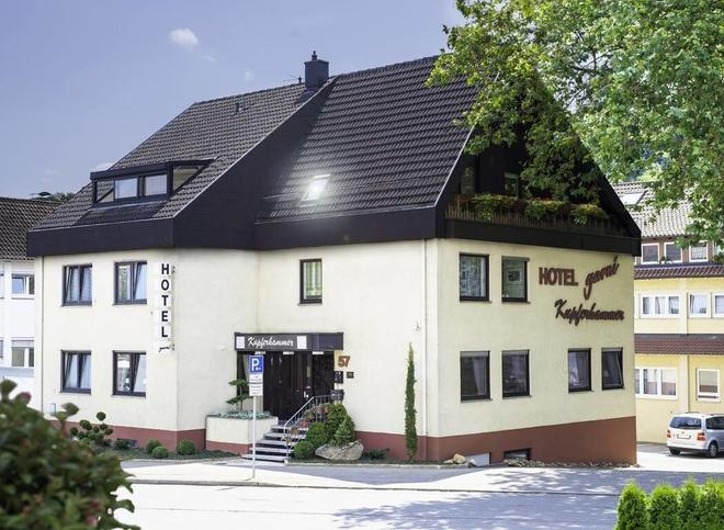 Hotel Am Kupferhammer - Tübingen - Building