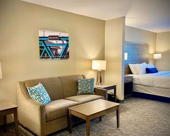 Best Western Brockport Inn & Suites - Brockport - Спальня