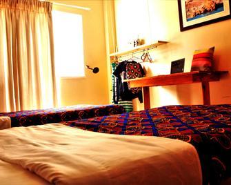 Urban Backpackers - Johannesburg - Bedroom