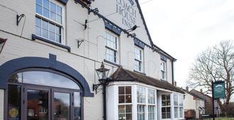 Coach House Inn - Dorchester - Rakennus