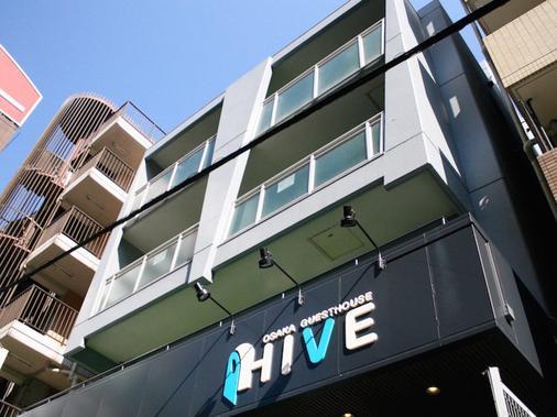 Osaka Guesthouse Hive - Οσάκα - Κτίριο