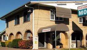 Paradise Motel - Mackay - Building