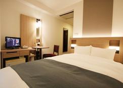 Urban Hotel Kusatsu - Kusatsu - Camera da letto