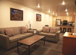 Ruby's Inn Resort Vacation Rentals #4557 - Bryce - Sala de estar