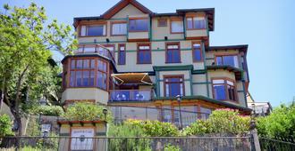 Sutherland House - Valparaíso - Building