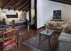 Camino Real Antigua - Antigua - Oturma odası