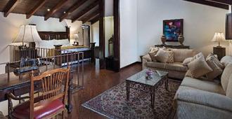 安地瓜皇家卡米諾酒店 - 安地瓜古城 - 危地馬拉安地瓜 - 客廳