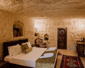 Ortahisar Cave Hotel - Ürgüp - Bedroom