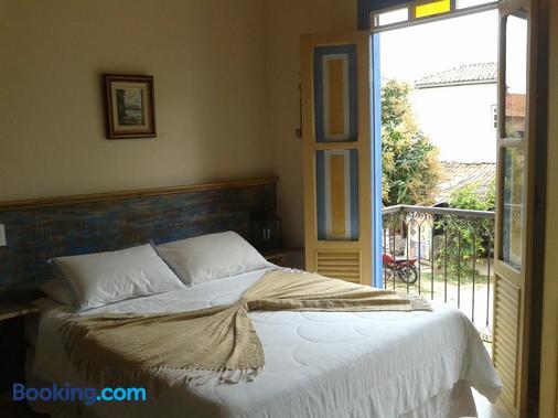 Arraial Velho Pousada Tematica - Tiradentes - Bedroom