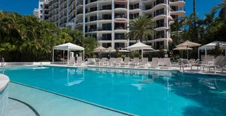 Marrakesh Apartments - Surfers Paradise - Pool