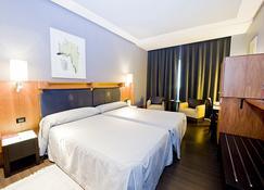 Gran Hotel Lakua - Витория - Спальня