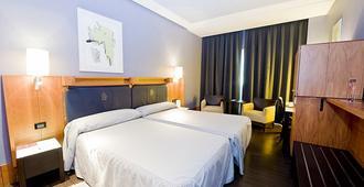 Gran Hotel Lakua - Vitoria - Camera da letto
