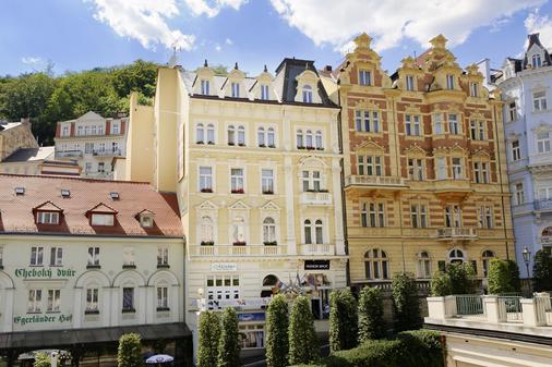 Hotel Heluan - Κάρλοβυ Βάρυ - Κτίριο
