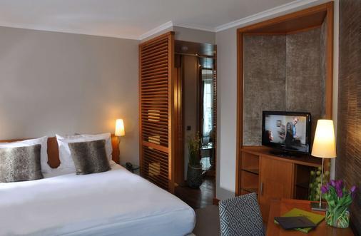 Hotel Eggers - Hampuri - Makuuhuone