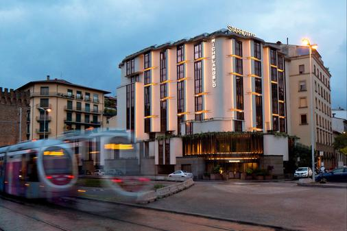 Starhotels Michelangelo Firenze - Florencia - Edificio
