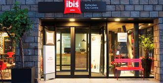 ibis Rotterdam City Centre - Rotterdam - Rakennus