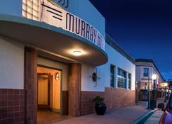 Murray Hotel - Силвер-Сити - Здание