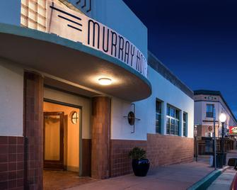 Murray Hotel - Silver City - Gebouw