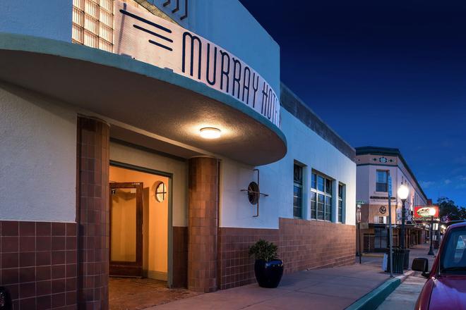 Murray Hotel - Silver City - Building