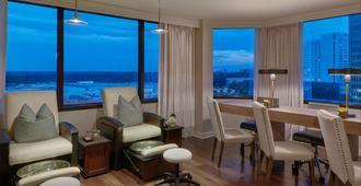 The Whitley, a Luxury Collection Hotel, Atlanta Buckhead - Atlanta - Olohuone