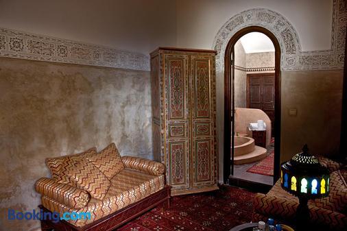 Riad Al Loune - Марракеш - Гостиная