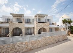 Anemomylos Residence - Naousa - Edificio