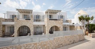 Anemomylos Residence - Naousa - Rakennus