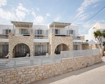 Anemomylos Residence - Naousa - Building