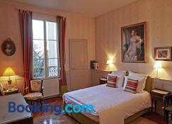 馬蒂爾德尚布爾酒店 - 昂熱 - 臥室