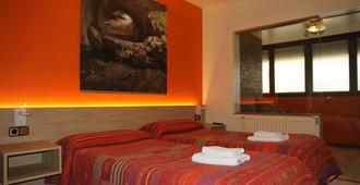 Hostal Acella - פאמפלונה - חדר שינה