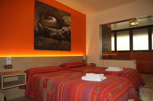 Hostal Acella - Pamplona - Makuuhuone