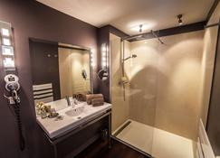 Best Western Plus Up Hotel - Lille Centre Gares - Lille - Bathroom