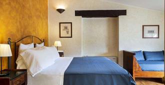 Hotel L'Antico Pozzo - San Gimignano - Schlafzimmer